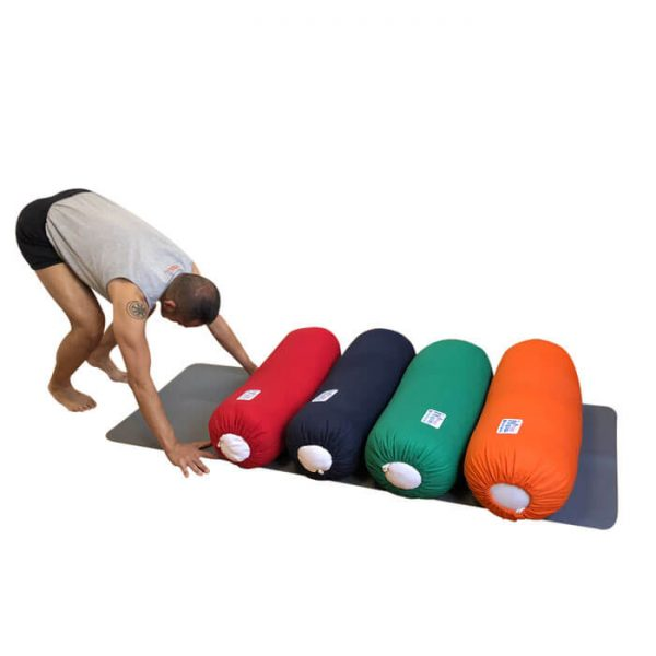 bolster yoga iyengar