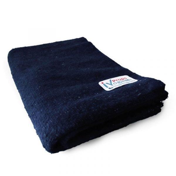 cobija-manta-para-yoga-color-azul-marino