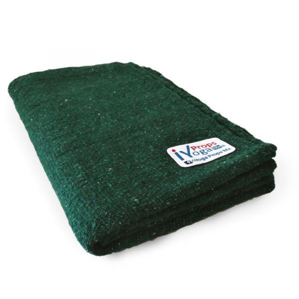 cobija-manta-para-yoga-color-verde